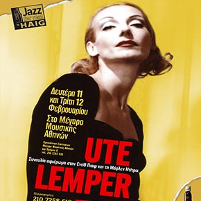 Ute Lemper «Angels over Berlin and Paris»