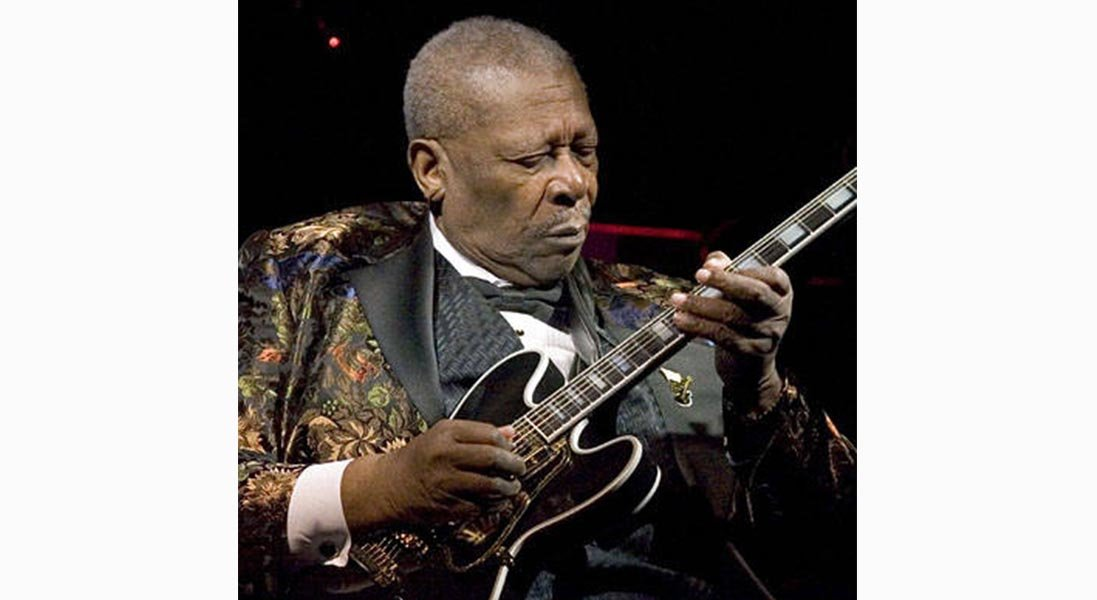 B.B. King - King of BLUES<