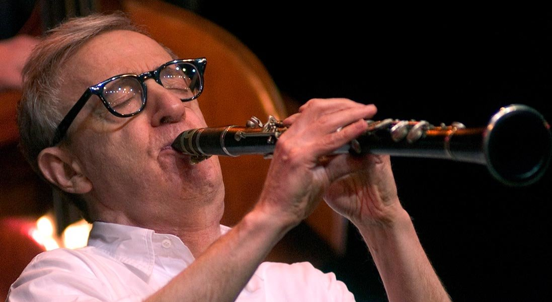 Woody Allen & his New Orlean Jazz Band